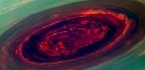 Giant Hurricane on Saturn Detected by Nasa's Cassini Still ...