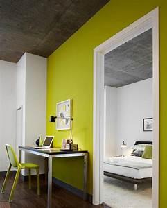 couleur mur bureau maison amazing piece bureau with With couleur mur bureau maison