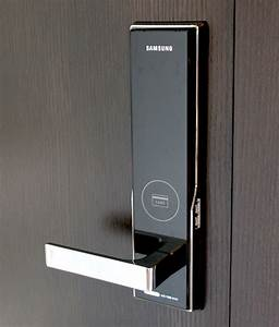 smart home door lock home design www With dog house with door lock