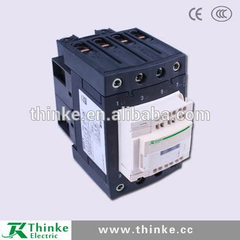 lc1dt80 65 4 pole 3 phase 220v coil definite purpose tesys types of ac magnetic contactor