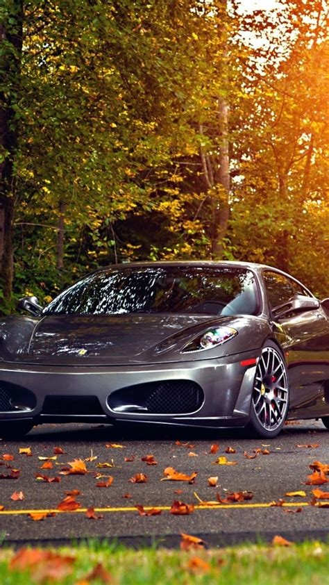 Car Wallpaper For Home by Wallpaper 430 Scuderia 2018 Cars Autumn Road