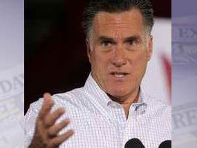Romney in 'dramatic' economy call | World | News | Express ...