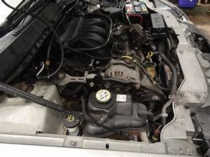 Ford Taurus Engine  3 0l   Vin U  8th Digit  Ohv  Vulcan