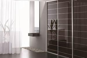 Porte Coulissante Miroir Sur Mesure : portes de placards rion bois ~ Premium-room.com Idées de Décoration