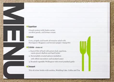 speisekarten sind wichtig im restaurantmarketing der