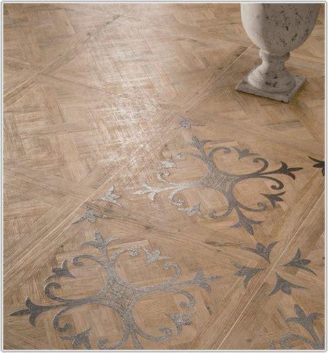 hardwood floor next to ceramic tile tiles home design