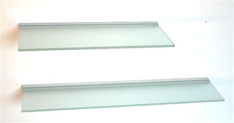 aluminium wandprofil wing glasregal 90x40 10 satiniert wandregal profil klemmleiste