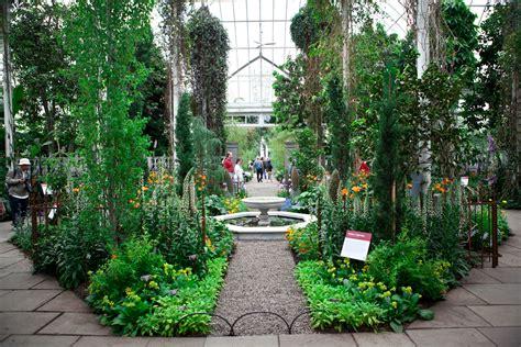 garden by duchess designs the new york botanical garden hosts hortie hoopla premiere