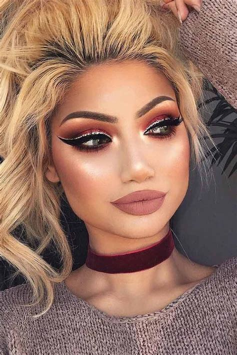 wonderful prom makeup ideas number   absolutely stunning dramatic eye makeup pageant