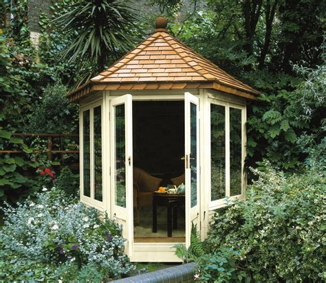 Guide To Small Summerhouses