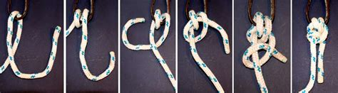 Boat Anchor Knot by Anchor Bend Knots Is Used To Tie A Line To An Anchor