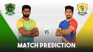 Pat Vs Up Dream11 Team Prediction Today