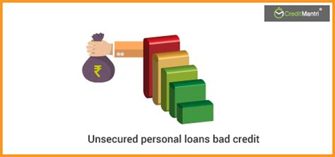 how to get an unsecured how to get an unsecured personal loan with bad credit