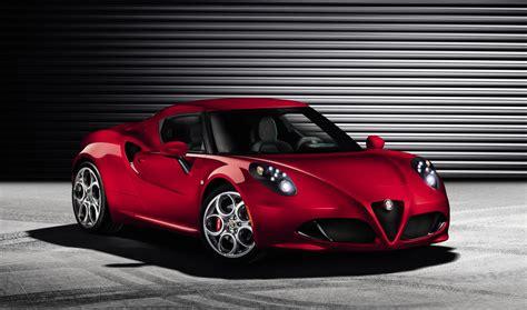 Alfa Romeo 4C : 2013 Alfa Romeo 4c