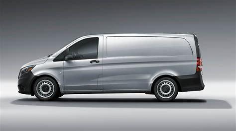 2018 Mercedesbenz Metris Cargo Van  Auto Car Update