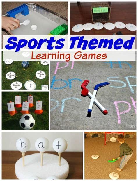 sports themed learning learning is sports 750 | 521bb350e7330b9e178d6cfc9b48b08b