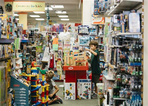 neighborhood toy stores  thriving  toys
