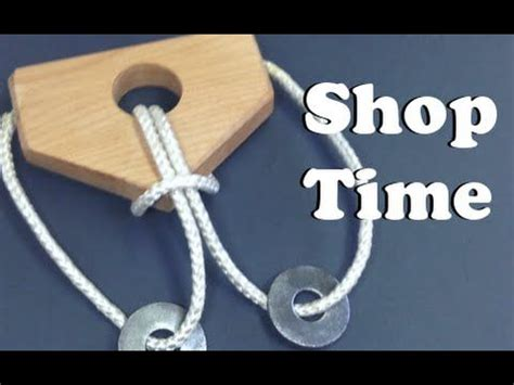 wooden rope puzzle wooden puzzles wooden