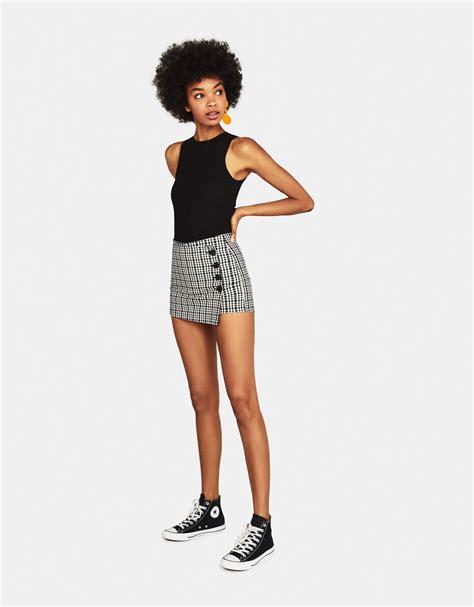 shorts kleding dames bershka netherlands
