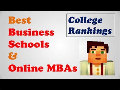 mba programs  mba rankings top mba programs