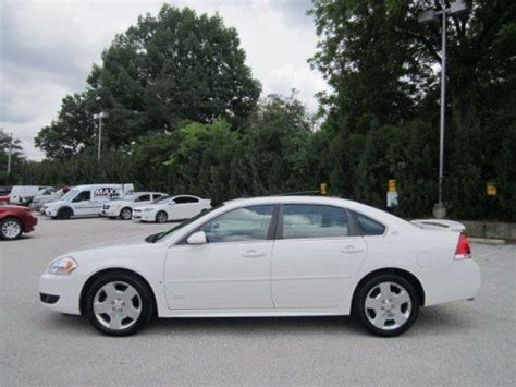 2009 Chevrolet Impala Ss by Purchase Used 2009 Chevrolet Impala Ss In 1790 N Us