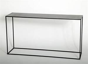 Console Ameublement : 65 id es d co pour accompagner un canap gris elle d coration ~ Melissatoandfro.com Idées de Décoration
