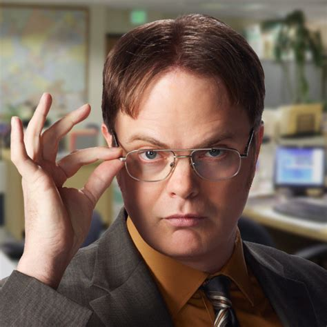 Rainn Wilson  About  The Office Nbc