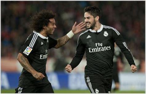 Resultado Final – Almeria 1 Real Madrid 4 – Liga Española ...