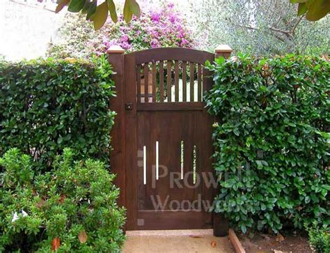 17 Best Images About Backyard Fence/garden Gate Ideas On