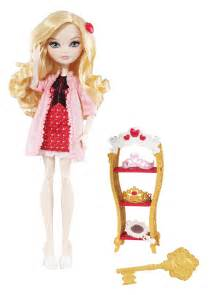 Getting Fairest Ever After High Applewhite