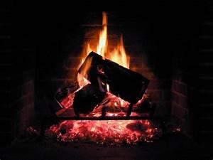 Fireplace - Desktop Wallpaper