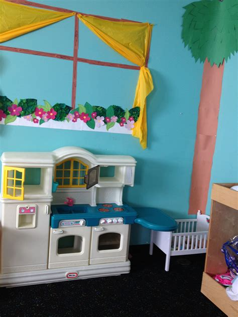 preschool classroom creative dramatic play dress up house 381 | 30d718f444b74cffa399bff52e2876f4