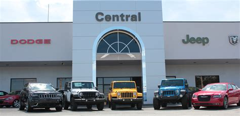 Dodge Chrysler Dealers by About Central Jeep Chrysler Dodge Ram Of Raynham A
