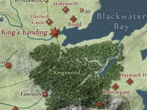 game  thrones   google maps treatment