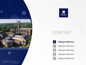 Duke powerpoint template duke university powerpoint for Duke powerpoint template