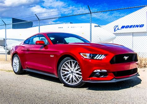 2016 Mustang Gt Review  The Vintage You Want