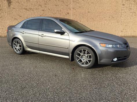 07 Acura Tl For Sale by Fs 2007 Acura Tl Type S Cbp Ohio Acurazine Acura