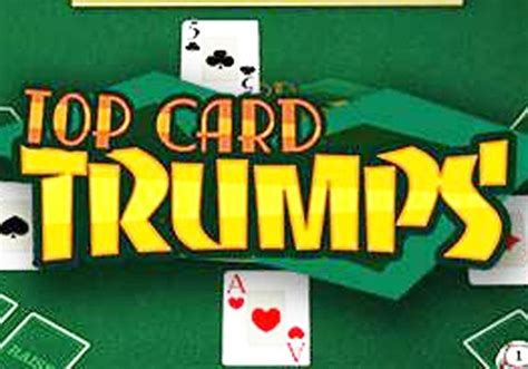 card trumps games game