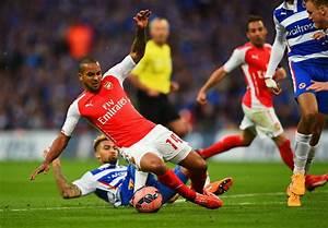 Arsenal v Reading - FA Cup Semi-Final - Zimbio