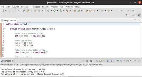 Java Array Tutorial | Kirelos Blog