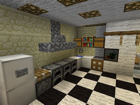 minecraft kitchen designs kitchen minecraft furniture 4131