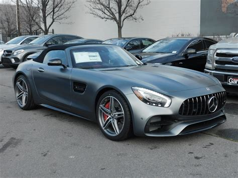 Mercedes Gt 2019 by New 2019 Mercedes Amg 174 Gt Amg 174 Gt C Convertible In