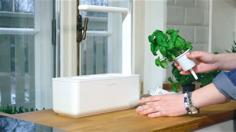 Click & Grow Smart Garden 3 Cleaning