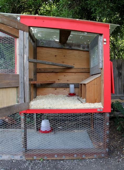 simple chicken coop simple chicken coop chickens pinterest