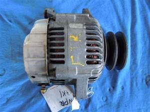 Isuzu 6hk1 Alternator Ftr Fvr Fsr Frr 1999
