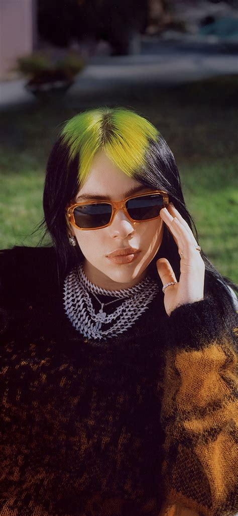 aesthetic billie eilish pictures wallpapers wallpaper cave
