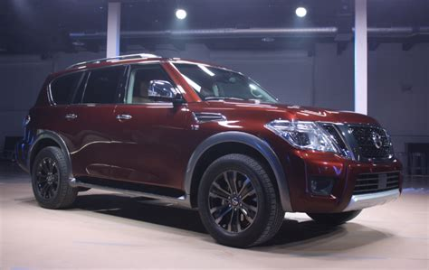 nissan patrol spy shots release date redesign