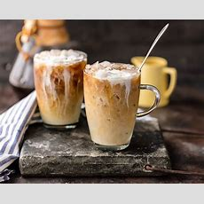 Spiked Thai Iced Coffee (plus Nonalcoholic Version) The