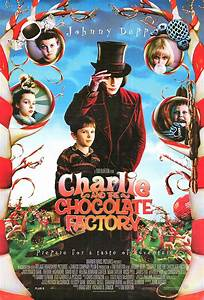 Charlie and the Chocolate Factory movie posters at movie ...
