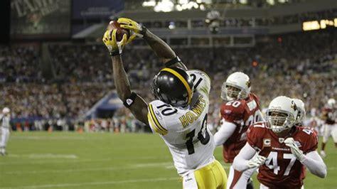 Watch Holmes Game Winner In Super Bowl Xliii